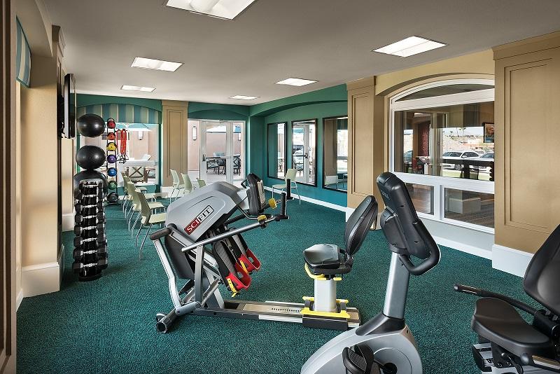 MorningStar Fountain Hills-Fitness Center